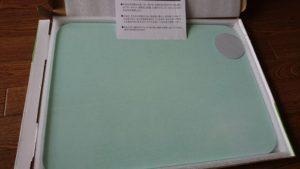 珪藻土バスマット(カイテキサラサラ 40X55)