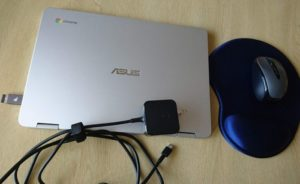 購入したASUS Chromebook Flip C302CA