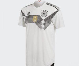 ワールドカップ・ドイツユニフォーム