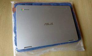 ASUS Chromebook Flip C302CAに合うケース