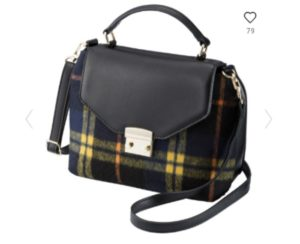 ジーユーのバッグ
