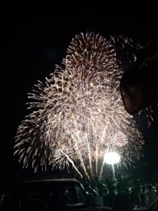 泉州の花火大会