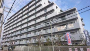 阪南市の鳥取ノ荘近くのマンション