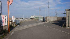 西鳥取漁港
