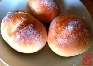 簡単なパン