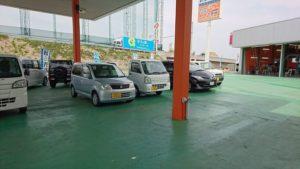 新車市場の阪南