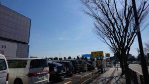 タイムズりんくうタウン第5駐車場