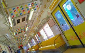 加太駅の電車