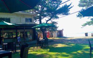 友ヶ島のカフェ